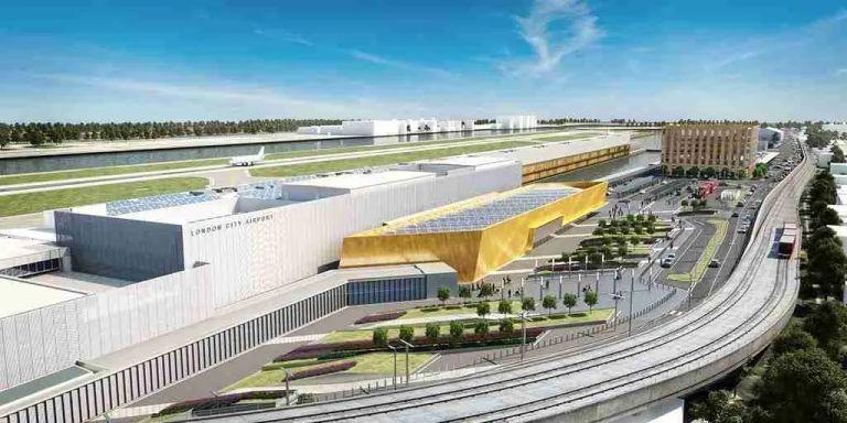 London City Airport Expansion