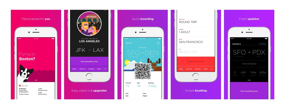 Virgin America's New App Proves It Is NOT Done Innovating