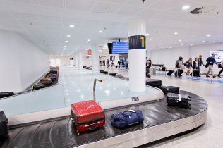 CPH Baggage Claim Area Source: CPH
