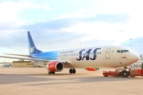 SAS 70 Years Commemorative Livery Source:SAS
