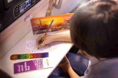 New Etihad Children's Activity Packs, Source: Etihad Airways