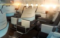 Hawaiian Airlines new Premium cabin. Source: Hawaiian Airlines