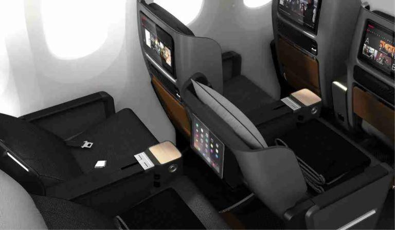 Flight Chic | Qantas Reveals Dreamy New Premium Economy Class