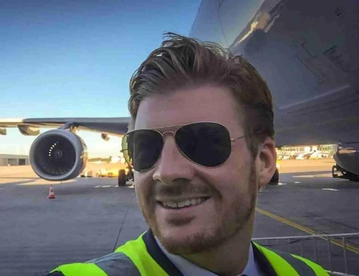 A Pilot's Life: Ricky Darlington