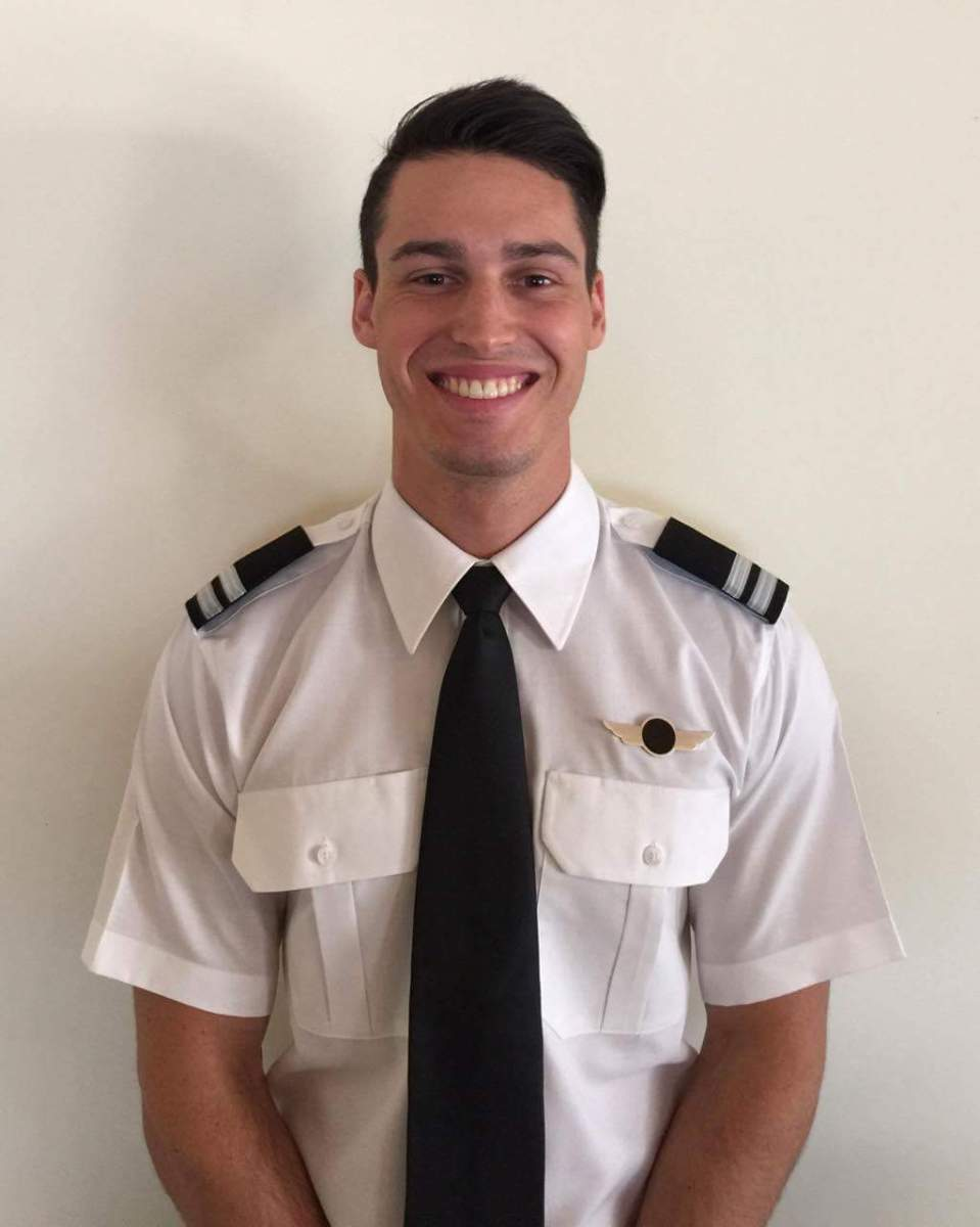A Pilot's Life: Nick Priest