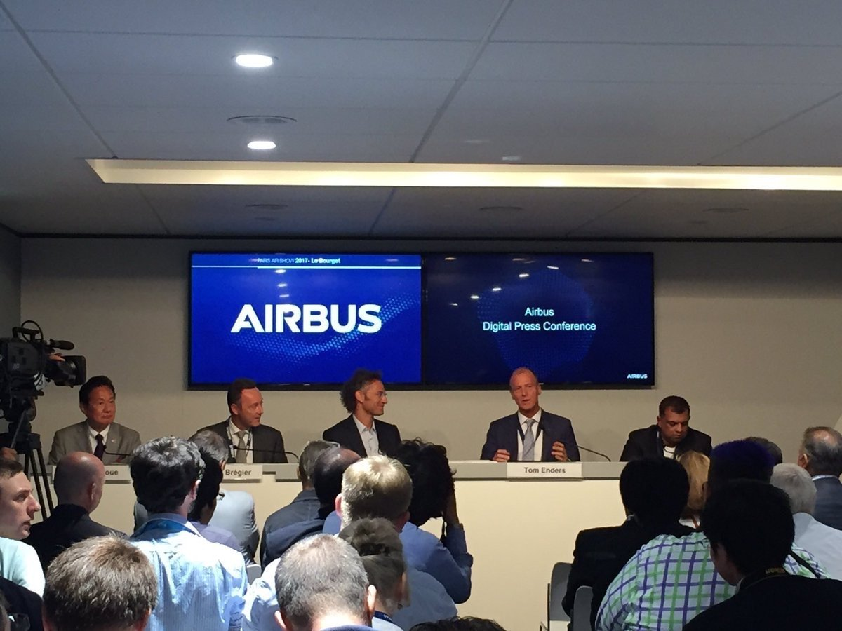 PAS17: The Revolution Will Be Data-Driven, Airbus Looks Skywise