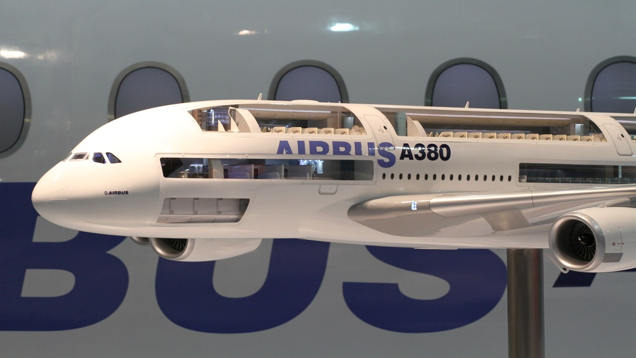 Airbus A380 The Setter of New Records