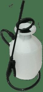 A small pressure sprayer.