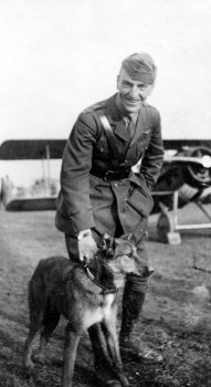 Capt. Eddie Rickenbacker (Air Force photo)