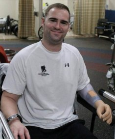 Master Sgt. Joseph Deslauriers (Photo courtesy of Building Homes for Heroes)