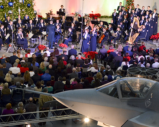 NASM UHC Air Force Orchestra