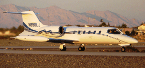 SAI Flight Services Learjet 35A Charter