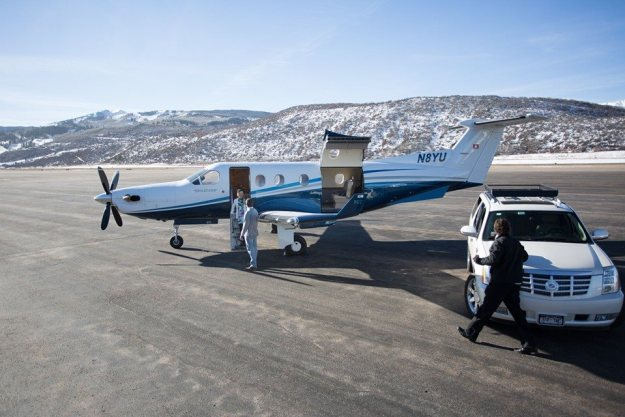 Aspen private air charter