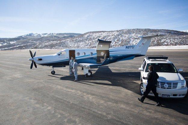 Aspen private air charter