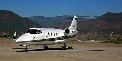 ATI Jet Learjet 55
