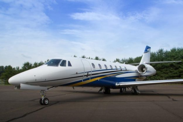 013 Citation Sovereign+ based at KPBI West Palm Beach and operated by Gama Aviation LLC,.