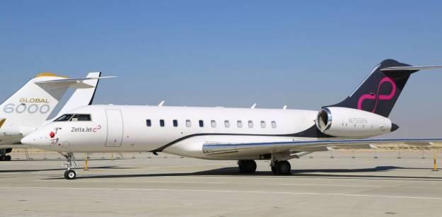 zetta jet charter operator backruptsy