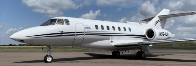 Photo - Hawker 1000A new to floating fleet charter market