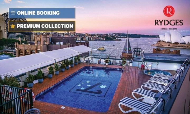 Get an Additional 5% Off Australian Hotel Deals