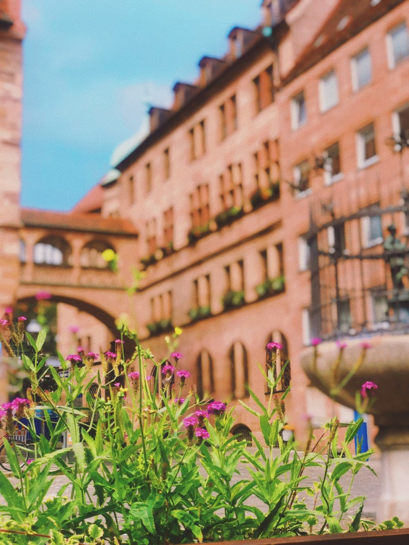 Nuremberg - #FLIGHTSANDFEELINGS