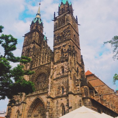St Lorenz, Nuremberg - #FLIGHTSANDFEELINGS