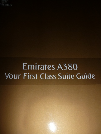 Your First Class Suite Guide For First Class on the Emirates A380