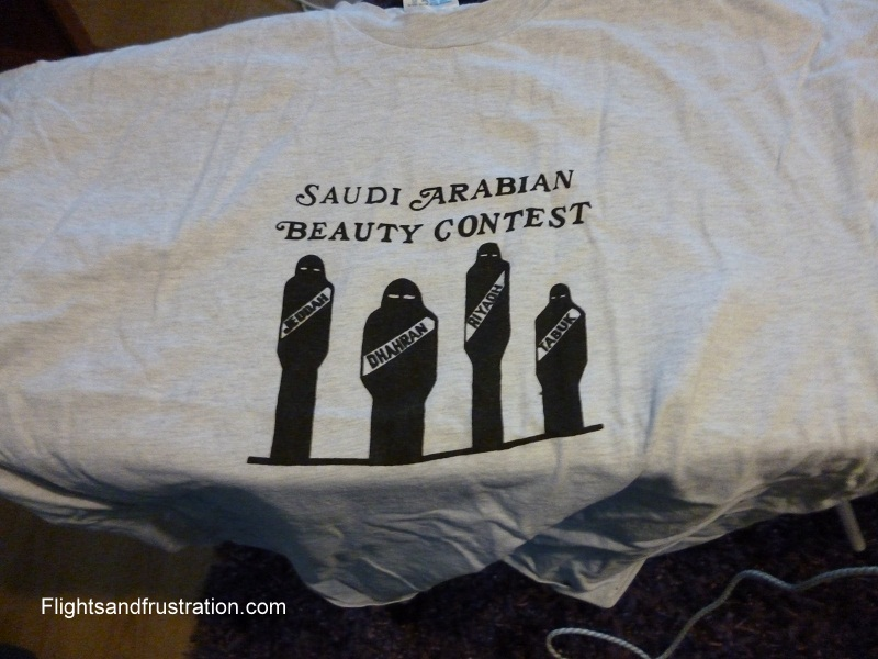 Saudi Arabia beauty contest