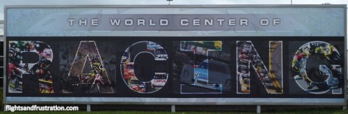 Daytona claims to be The World Center of Racing