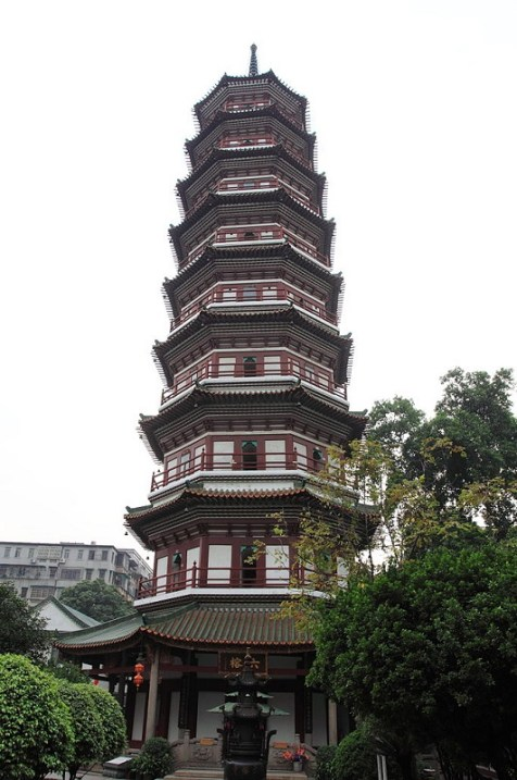Temple of the Six Banyan Trees