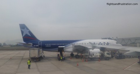 LAN Airlines Review