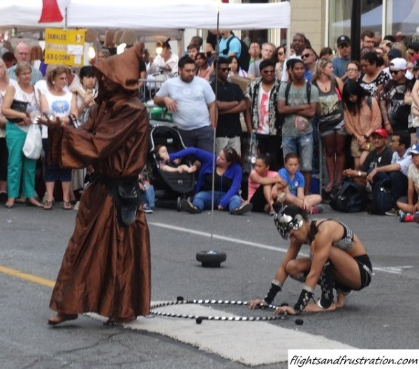 Mystical powers on display at Buskerfest Toronto (20)