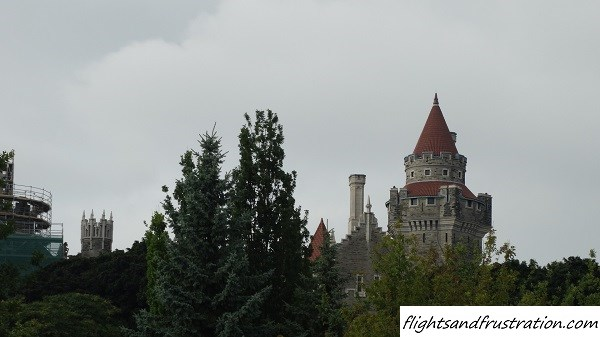 Casa Loma is a castle in Toronto
