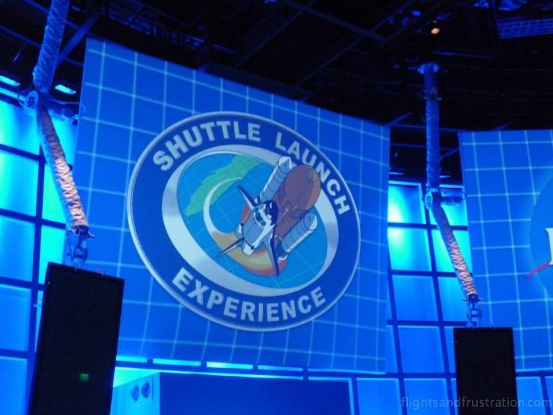 The fabulous Shuttle Launch Experience