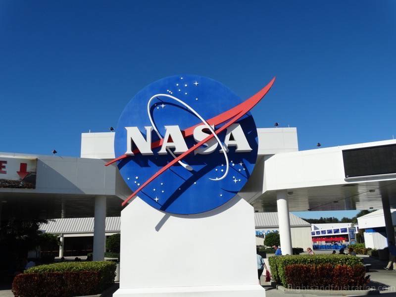 Where is the Kennedy Space Center for NASA in Florida?