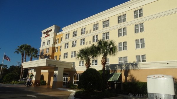 The Residence Inn at Daytona Beach Airport and Speedway