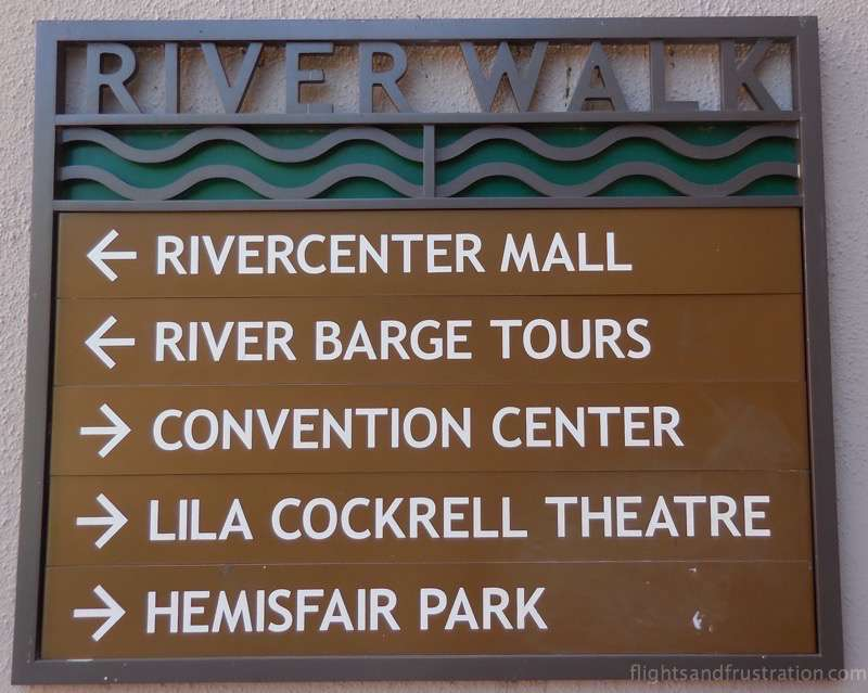 Some of the places you can access from the San Antonio Riverwalk
