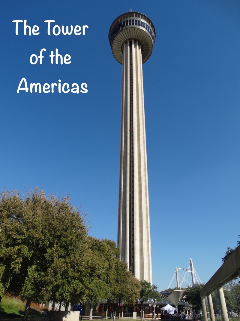 The Tower of the Americas San Antonio