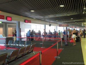 Brisbane Airport Domestic Terminal Review