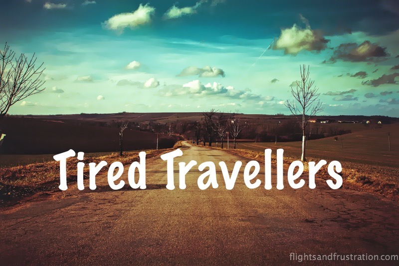 Tired Travellers