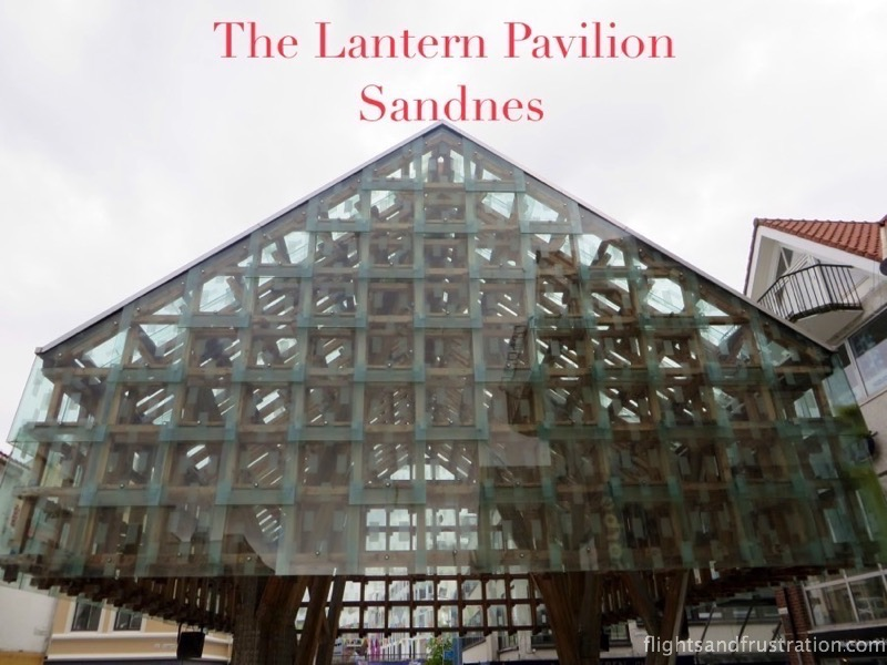 The Lantern Pavilion Sandnes