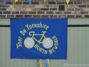 Le Tour De Yorkshire 2015 Route Stage 2 Through North Newbald #TourDeYorkshire