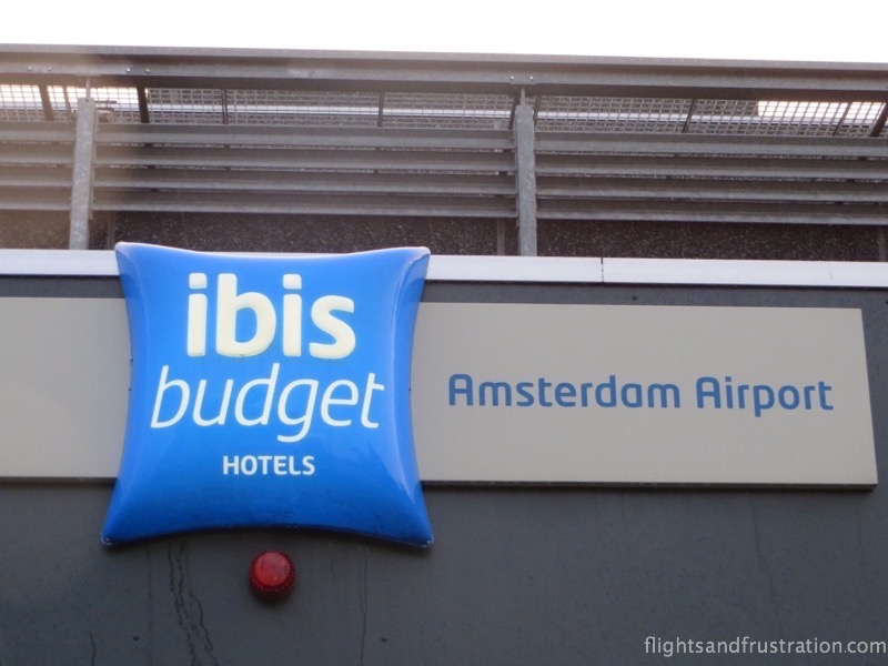 Ibis Budget Hotel Amsterdam Airport Review