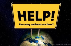 How Many Continents Are There In The World?