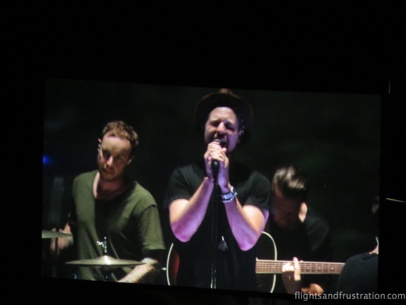 OneRepublic in Zurich