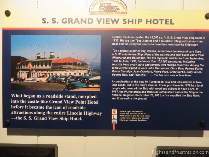 The S.S. Grand View Ship Hotel