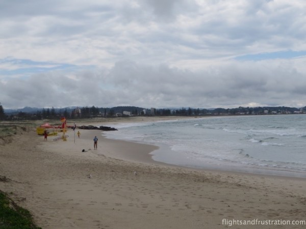 Kirra Beach Queensland