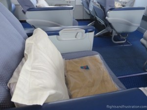 China Southern Airlines Business Class Review