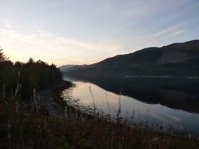 Loch Leven, Scotland: Unprocessed