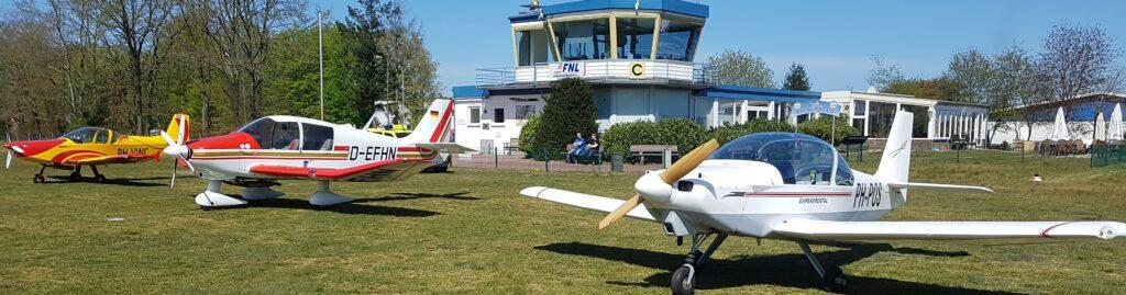 FlightSchoolTeuge in Nordhorn