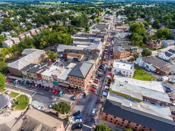 revitalizing a small town